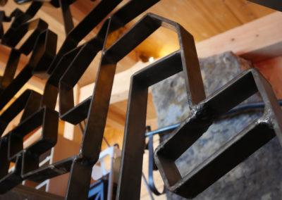 Escalier artistique